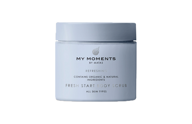 MY MOMENTS Fresh Start Body Scrub