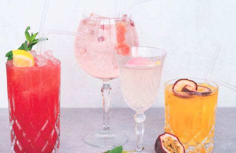 It's cocktail time: Imponér veninderne med efterårets lækreste cocktails