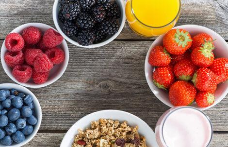 Her er hvad du bør spise for at kickstarte din morgen