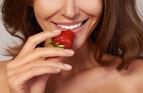 15 madvarer som gør dig smukkere