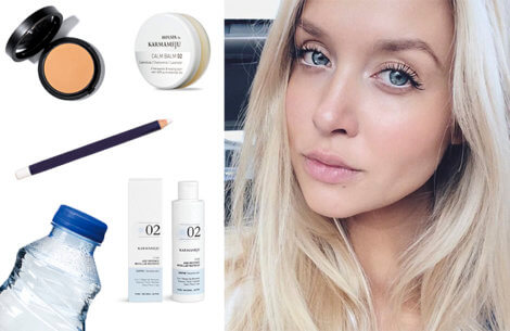 Amalie Wichmann: mine bedste beauty tricks