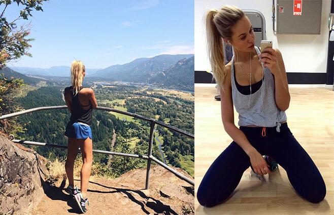 Amalie Wichmann:Mine 5 bedste sundhedsråd og træningsrutiner