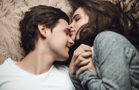 Kærlighed er hverken heldigt eller tilfældigt