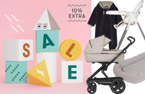 Spar op til 50%: 5 musthaves til de kommende forældre