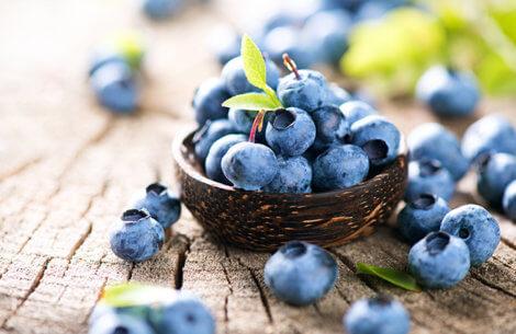 6 grunde til at du skal spise blåbær