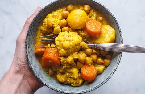 Go Green Curry: Nem