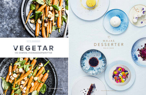 Julegaver til de madglade: 10 skønne kogebøger