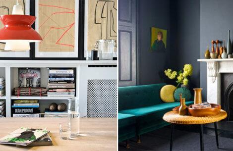 Disse farver skal du indrette boligen med i 2018