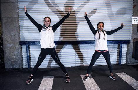 Sådan kan dansetræning gøre dig til en bedre løber