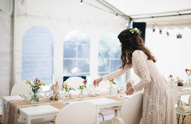 Carolines klumme: Billigt bryllup – det kan man faktisk godt
