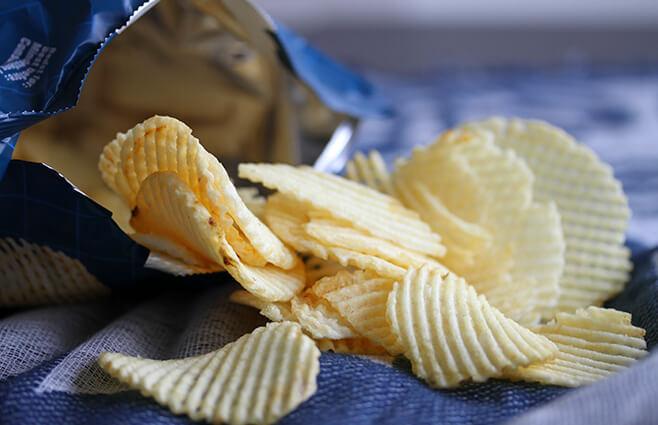 Derfor skal du spise chips!