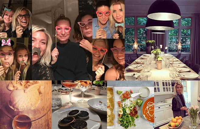 Hvad der virkelig skete til ChriChri office dinner – prepare yourself