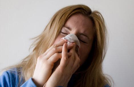 Sådan snyder du forkølelsen