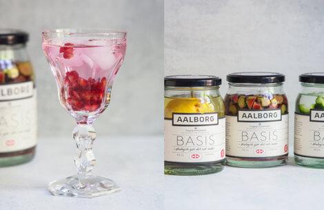 Rabarber-vanilje snaps