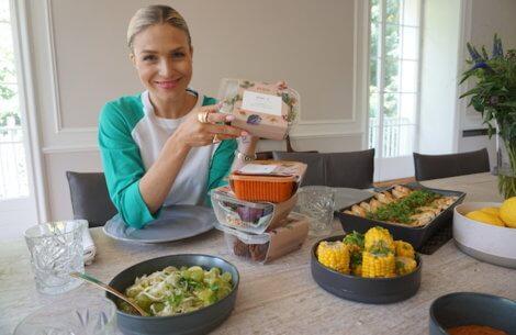Christiane: Mine tips til et smukt middagsbord