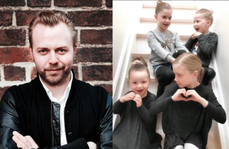 Far til Fire Piger: Om kærlighed