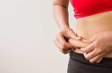 8 måder at komme mavefedtet til livs