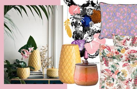 Forkæl dit hjem med lækre forårsfarver