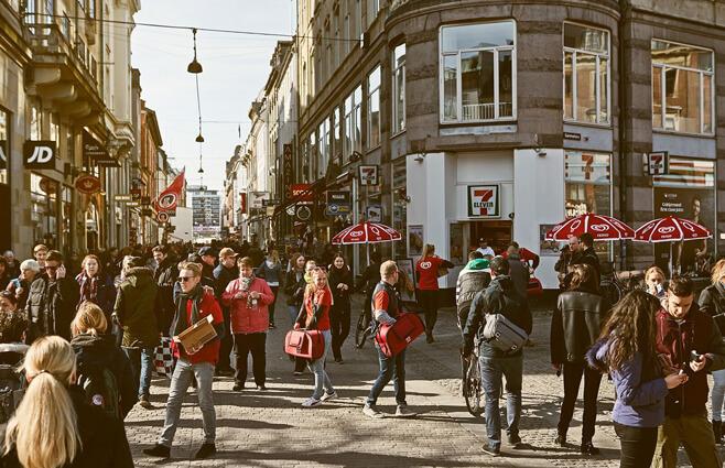 Få gratis is med Frisko på søndag!
