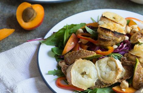 Madredaktørens yndlingssalat: En skøn & sommerlig fransk frokost