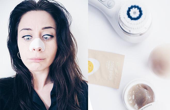 Sådan mindsker du forstørrede porer og mængden af hudorme!
