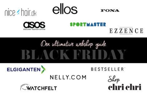 Den ultimative Black Friday 2015 Webshop Guide