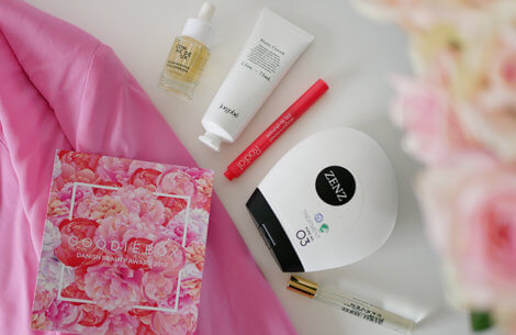 GOODIEBOX: Danish Beauty Awards 2018
