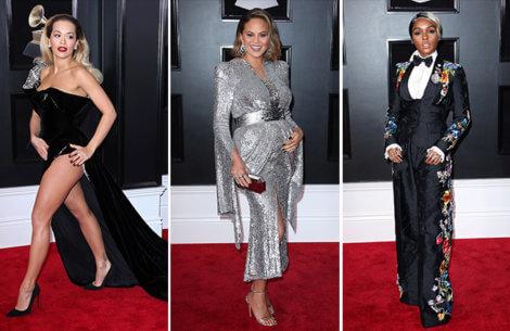 Grammy Awards 2018: Den røde løber