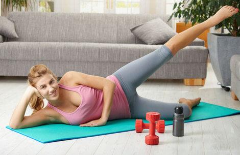 Det bedste træningsudstyr til din hjemmetræning