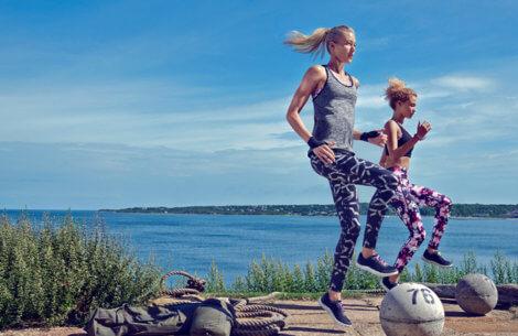H&M Sport med SS15 kollektion