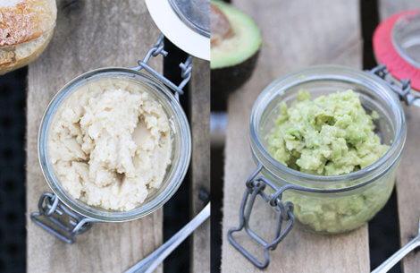 Christiane: Så let laver du din egen lækre guacamole & hummus