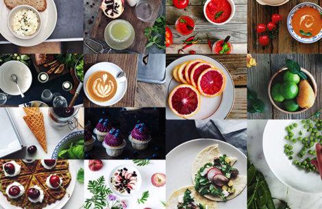 5 skønne mad-profiler på Instagram