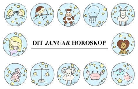 Dit horoskop: Januar
