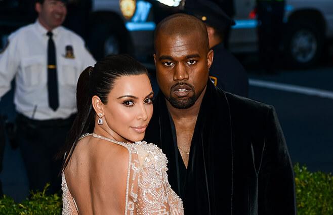 Kim Kardashian & Kanye er blevet forældre igen!