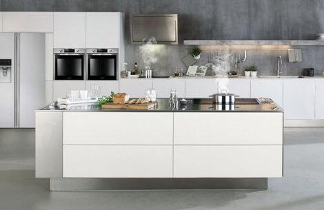 Et køkken – et hjerterum