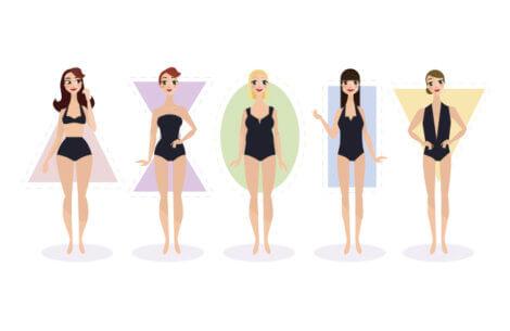 Er din kropstype et timeglas?