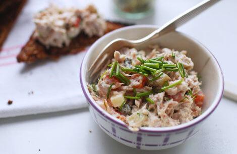 Gammeldags tunsalat