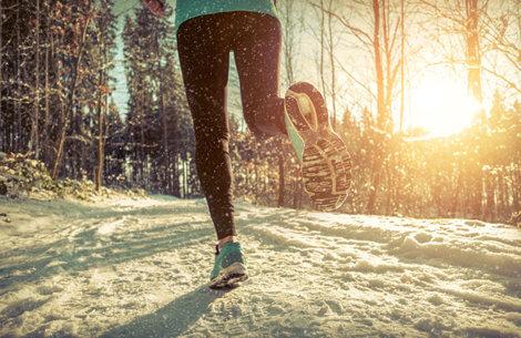 Løb: Hold dig varm i vinterkulden