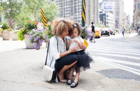 5 fordele ved at være mor!
