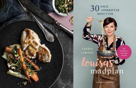 Louises Madplan: 30 retter til 30 dage