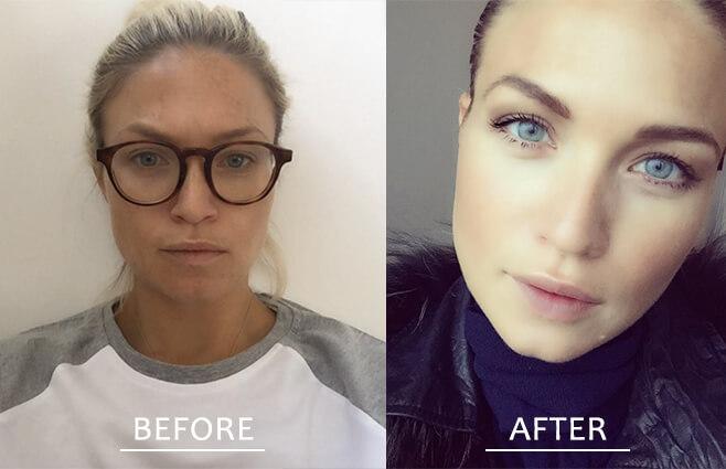 Guide: Sådan lægger jeg makeup