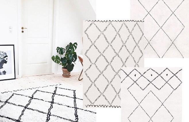 marokkansk tæppe Sidste udkald: Køb dit marokkanske tæppe til kun 1499 kr. inden  marokkansk tæppe