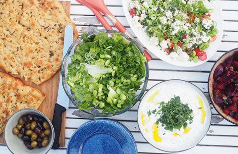 Middag med venner: 5 nemme & lækre opskrifter