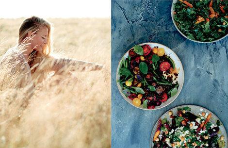 Mille Dinesen: Spis & lev efter din dosha-type