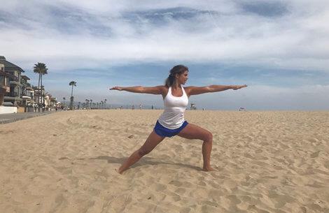 Sådan får du trænet på din ferie