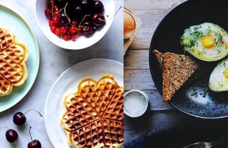 4 nemme opskrifter på lækker morgenmad