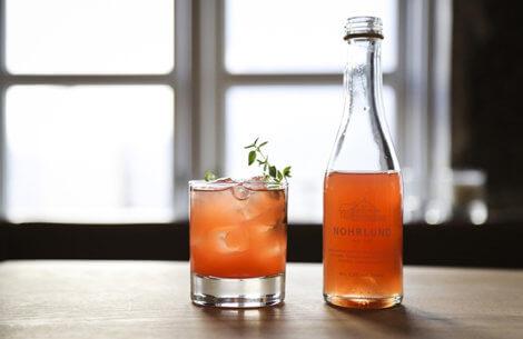 En cocktail født på flaske