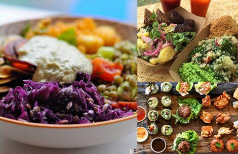 NorthSide: Her kan du spise sundt under festivalen