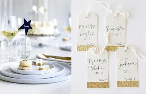 DIY-Guide: Lav dine egne bordkort til nytårsaften
