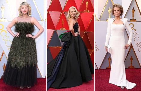 Christiane: De bedst- og værst klædte til Oscars-uddelingen